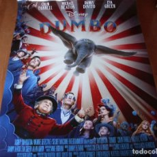 Cine: DUMBO - CARTEL ORIGINAL. Lote 176934180