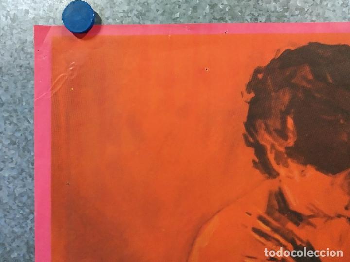 Cine: ANONIMO VENECIANO. FLORINDA BOLKAM, TONY MUSANTE. AÑO 1971. POSTER ORIGINAL - Foto 2 - 176937968