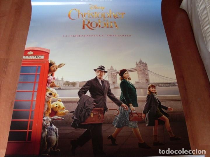 CHRISTOPHER ROBIN - CARTEL ORIGINAL (Cine - Posters y Carteles - Infantil)