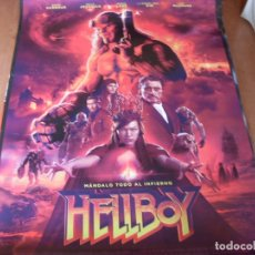 Cine: HELLBOY - CARTEL ORIGINAL. Lote 176941058