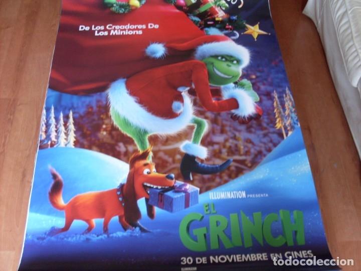 EL GRINCH - CARTEL ORIGINAL (Cine - Posters y Carteles - Infantil)