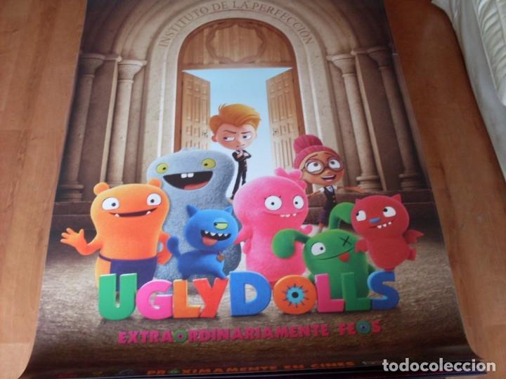 UGLY DOLLS - CARTEL ORIGINAL (Cine - Posters y Carteles - Infantil)