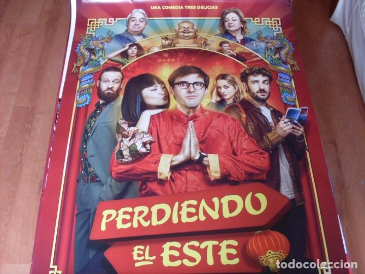 PERDIENDO EL ESTE - CARTEL ORIGINAL (Cine - Posters y Carteles - Clasico Español)