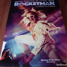 Cine: ROCKETMAN - CARTEL ORIGINAL. Lote 176958633