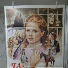 Cine: CARTEL CINE ORIG LA SEPULTADA VIVA (1973) AGOSTINA BELLI / ALDO LADO / MAC. Lote 177028788