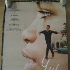 Cine: YULI - APROX 70X100 CARTEL ORIGINAL CINE (L69). Lote 177843929