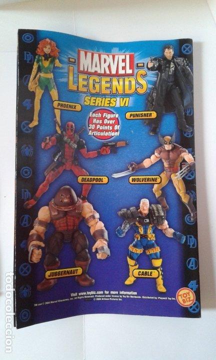 Cine: Fantastic Four, Los Cuatro Fantasticos, Poster Book libro. Marvel 2004 - Foto 2 - 178114635