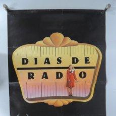 Cine: DIAS DE RADIO - RADIO DAYS - WOODY ALLEN - MIA FARROW - DIANNE WIEST - DIANE KEATON. Lote 178160183