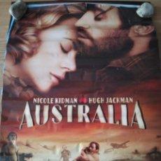 Cine: AUSTRALIA - APROX 70X100 CARTEL ORIGINAL CINE (L71). Lote 178988225