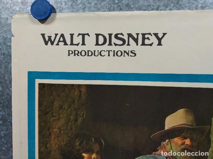 Cine: Don Quijote del Oeste. Brian Keith, Alfonso Arau AÑO 1971. POSTER ORIGINAL - Foto 2 - 180010997