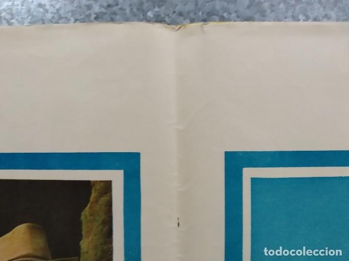 Cine: Don Quijote del Oeste. Brian Keith, Alfonso Arau AÑO 1971. POSTER ORIGINAL - Foto 3 - 180010997