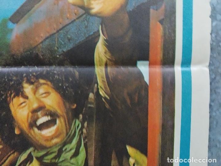 Cine: Don Quijote del Oeste. Brian Keith, Alfonso Arau AÑO 1971. POSTER ORIGINAL - Foto 5 - 180010997