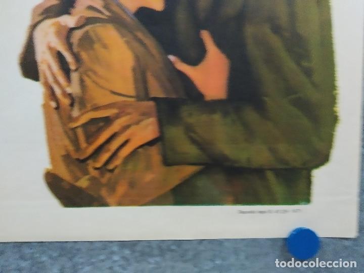 Cine: Don Quijote del Oeste. Brian Keith, Alfonso Arau AÑO 1971. POSTER ORIGINAL - Foto 6 - 180010997