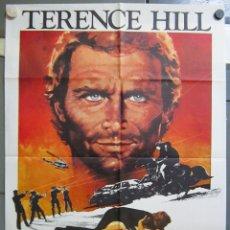 Cine: ZX19 EL HEREDERO DEL BILLON DE DOLARES TERENCE HILL POSTER ORIGINAL 70X100 ESTRENO. Lote 180095183