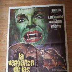 Cinema: LA VENGANZA DE LAS MUJERES VAMPIRO. Lote 180277082