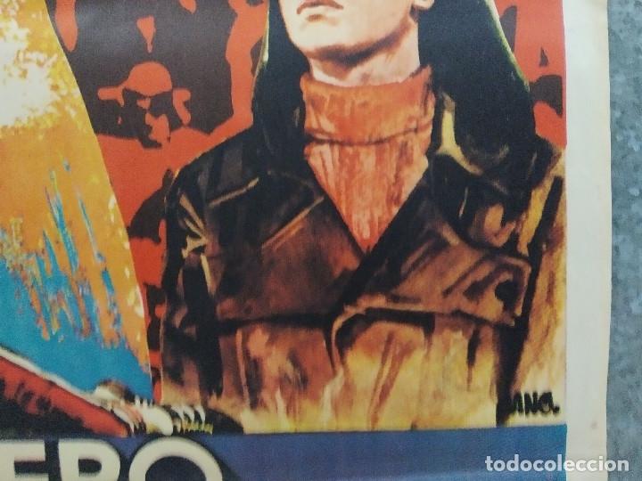 Cine: El número uno. Charlton Heston, Jessica Walter- futbol americano. AÑO 1972. POSTER ORIGINAL - Foto 6 - 180328866