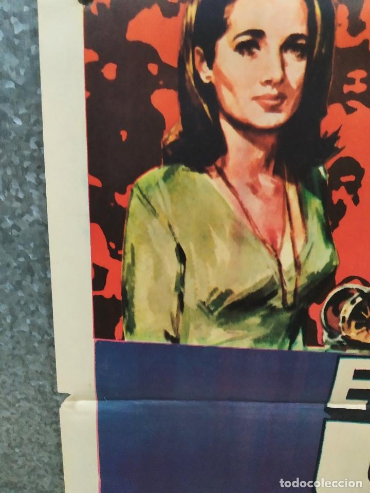 Cine: El número uno. Charlton Heston, Jessica Walter- futbol americano. AÑO 1972. POSTER ORIGINAL - Foto 9 - 180328866