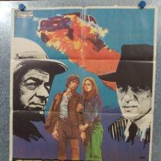 Cine: CERCO DE SANGRE. SERGE REGGIANI, JULIET BERTO AÑO 1977. POSTER ORIGINAL. Lote 180330388