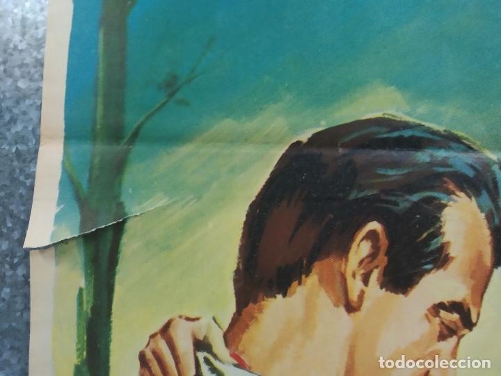 Cine: EL LARGO VIAJE. GUSTAF MOLANDER, ANITA BJORK. AÑO 1964. POSTER ORIGINAL - Foto 7 - 180343647