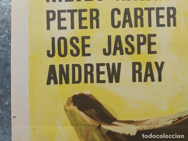 Cine: Texas el rojo. Richard Harrison, Piero Lulli, Nieves Navarro AÑO 1968 POSTER ORIGINAL - Foto 7 - 180347733