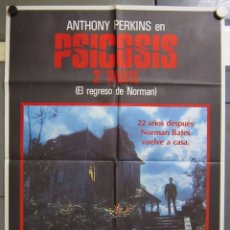 Cine: ZX29 PSICOSIS 2 ANTHONY PERKINS POSTER ORIGINAL 70X100 ESTRENO. Lote 180391916