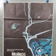 Cine: EL MUÑECO DIABÓLICO. CATHERINE HICKS, CHRIS SARANDON. AÑO 1989. Lote 180459212
