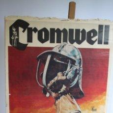 Cine: CARTEL DE CINE DE CINE ORIGINAL CROMWELL. Lote 180919916
