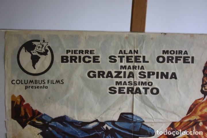 Cine: Cartel de cine original El zorro contra maciste - Foto 2 - 180924358