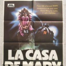 Cine: LA CASA DE MARY. Lote 181109756