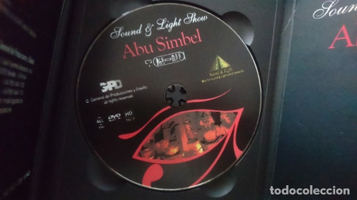 Cine: Sound and Light Show, Abu Simbel - Foto 4 - 181232702