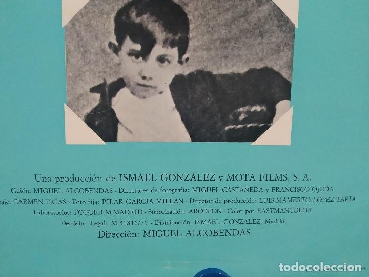 Cine: MALAGA Y PICASSO. DIRECCION MIGUEL ALCOBENDAS. AÑO 1976. POSTER ORIGINAL - Foto 4 - 181353945