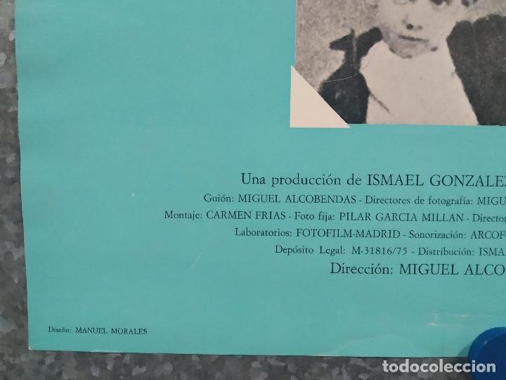 Cine: MALAGA Y PICASSO. DIRECCION MIGUEL ALCOBENDAS. AÑO 1976. POSTER ORIGINAL - Foto 6 - 181353945