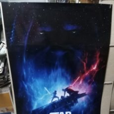 Cine: STAR WARS EL ASCENSO DE SKYWALKER POSTER ORIGINAL 70X100 AVANCE. Lote 181722703