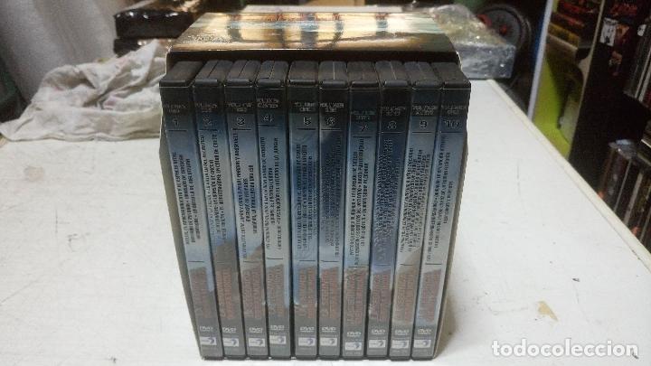 Cine: coleccion la segunda guerra mundial 10 dvds buen estado - Foto 3 - 181933090