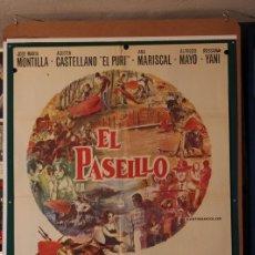 Cine: PASEÍLLO, EL (MARISCAL, ANA) DOMÍNGUEZ. Lote 182152026