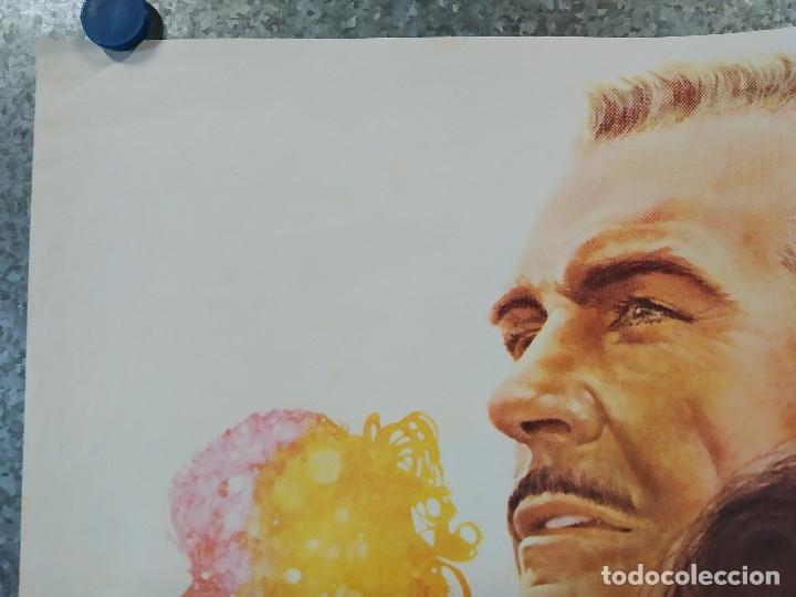 Cine: CUBA. Sean Connery, Brooke Adams, Jack Weston AÑO 1979 POSTER ORIGINAL - Foto 2 - 182204657