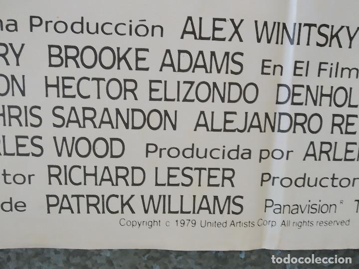 Cine: CUBA. Sean Connery, Brooke Adams, Jack Weston AÑO 1979 POSTER ORIGINAL - Foto 5 - 182204657