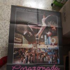 Cine: CORAZONADA - FRANCIS FORD COPPOLA - NASTASSIA KINSKI - HARRY DEAN STANTON - FREDERIC FORREST. Lote 182246358