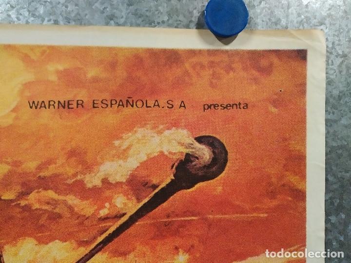 Cine: La batalla de las Árdenas. Henry Fonda, Robert Ryan, Robert Shaw AÑO 1977. POSTER ORIGINAL. - Foto 3 - 182404348