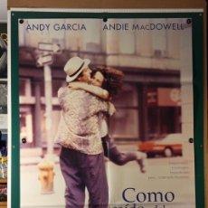 Cine: COMO CAÍDO DEL CIELO RICHARD WENK 1997. Lote 182818635