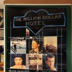 Cine: MILLION DOLLAR HOTEL, THE WENDERS, WIN 1999. Lote 182818645