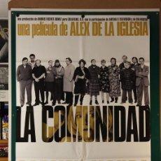 Cine: COMUNIDAD, LA IGLESIA, ALEX DE LA. 2000. Lote 182818650