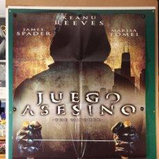 Cine: JUEGO ASESINO JOE CHARBANIC 2000. Lote 182818667