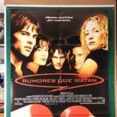 Cine: RUMORES QUE MATAN DAVIS GUGGENHEIM 2000. Lote 182818671