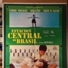 Cine: ESTACIÓN CENTRAL DE BRASIL WALTER SALLES 1997. Lote 182818676