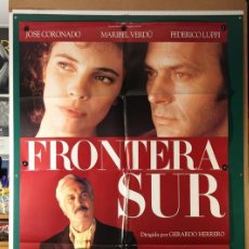 Cine: FRONTERA SUR HERRERO, GERARDO 1998. Lote 182818686