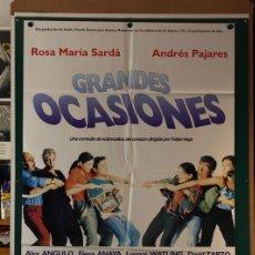 Cine: GRANDES OCASIONES VEGA, FELIPE 1996. Lote 182818690