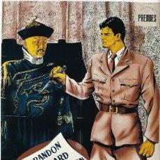 Cine: FU MANCHÚ ATACA (DE LA SERIE LOS TAMBORES DE FU MANCHÚ) DE JOHN ENGLISH Y WILLIAM WITNEY. 1942. Lote 182888808