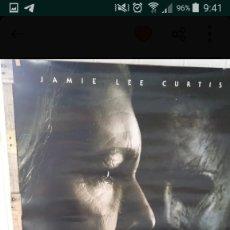 Cine: POSTER PELICULA - LA NOCHE DE HALLOWEEN - JAMIE LEE CURTIS - MICHAEL MYERS. MEDIDAS 96 X 65 CM. Lote 182914170