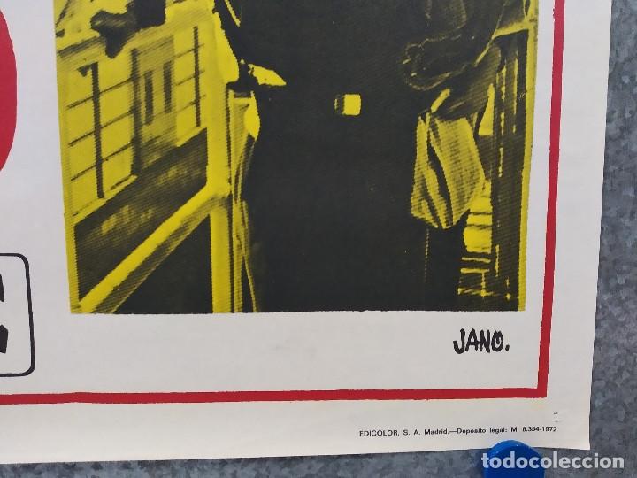 Cine: Buscando de la felicidad. Barbara Hershey, Robert Klein. AÑO 1972. POSTER ORIGINAL - Foto 4 - 182939187